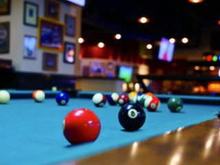 Expert billiard table setup in Hendersonville content img2