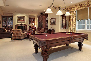 Billiard table assembly with perfect leveling in Hendersonville content img3